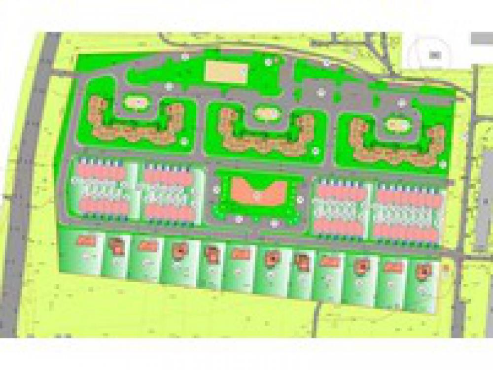 Разработать план планировки территории в Москве