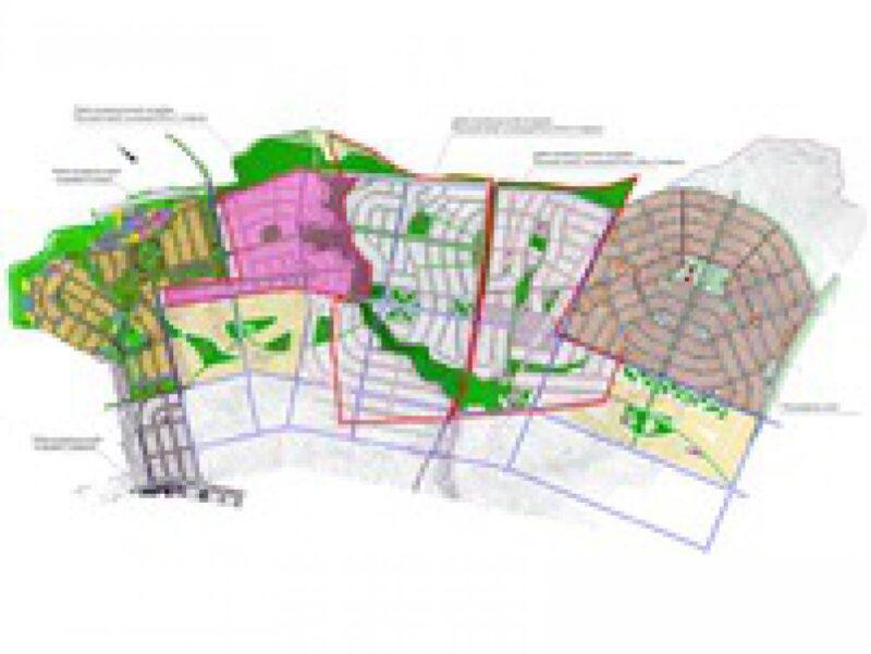 ППТ района индивидуальной застройки «Научный центр»