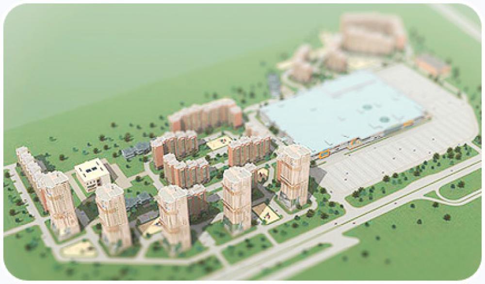 Разработка и утверждение проекта планировки территории микрорайона «№ 38»