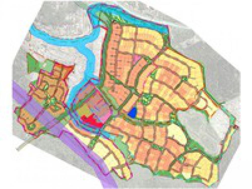 Разработка ППТ для территории микрорайона малоэтажной жилой застройки