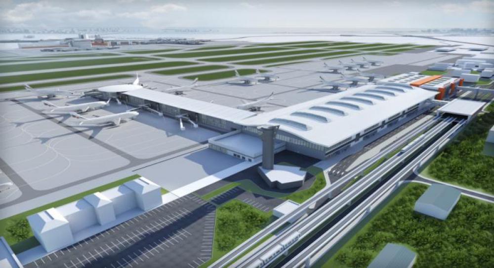 СТУ на проектирование конструкций аэропорт ШЕРЕМЕТЬЕВО-1 Москва