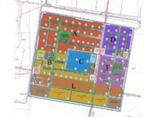Проект планировки территории фармакологического парка