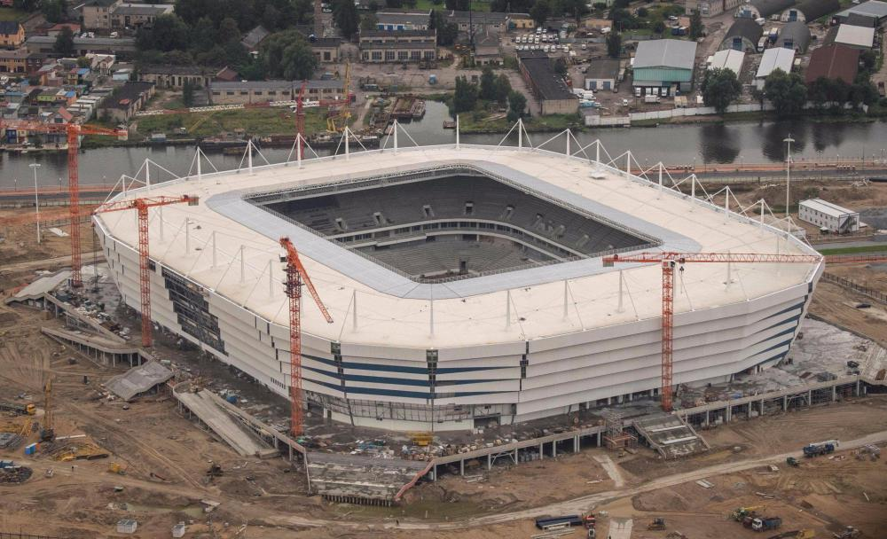 Разработка СТУ на проектирование Стадиона Чемпионата мира ФИФА в г. Калининграде