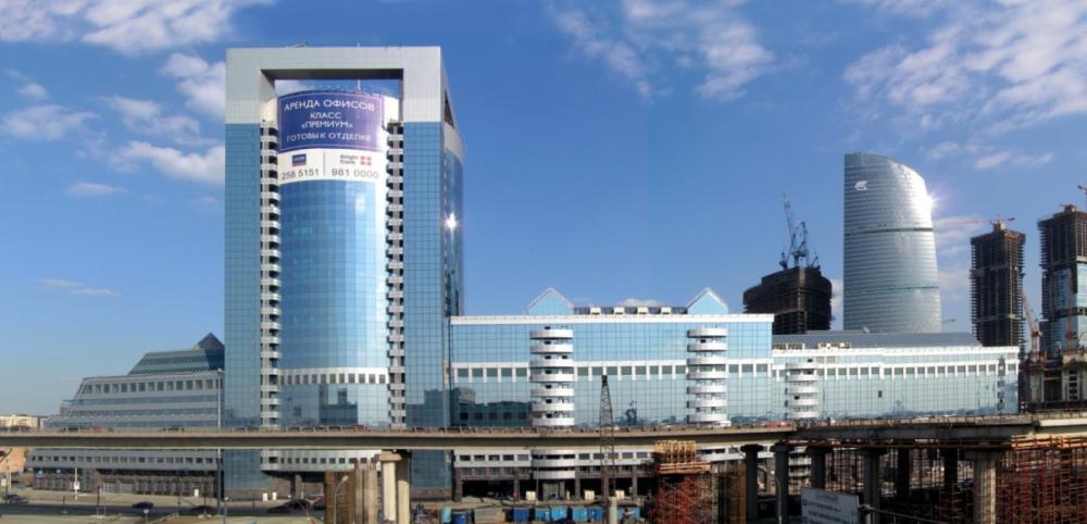 Многофункциональный деловой центр «Северная Башня»