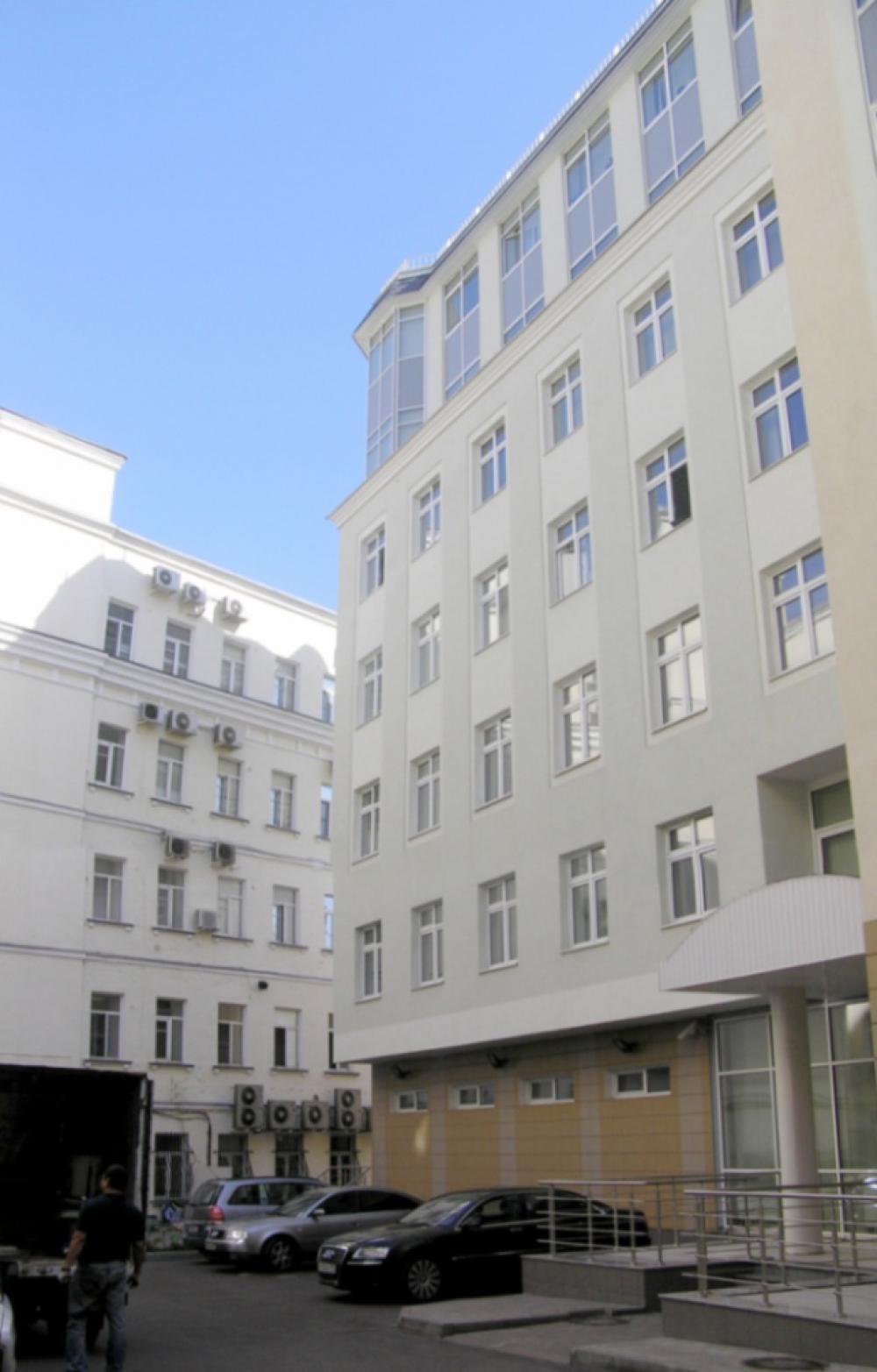 Проект административного здания (Бизнес-центра), г. Москва