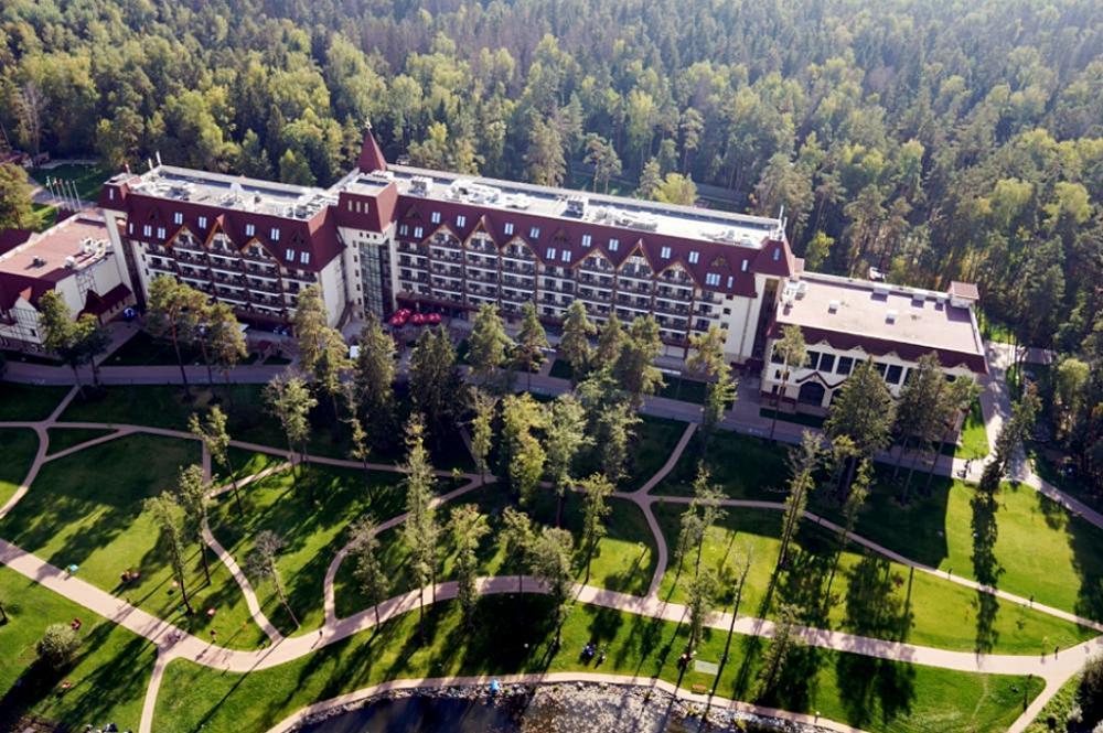Проект Конгресс отеля Ареал. Московская Область