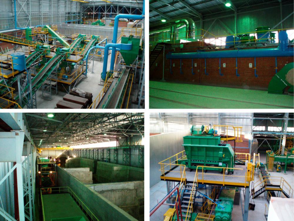 Разработка проекта завода по производству керамического кирпича