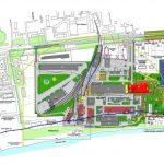 Разработка проекта планировки промышленной территории