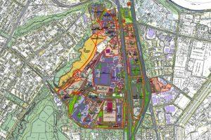 Планировки территории реорганизации промзоны