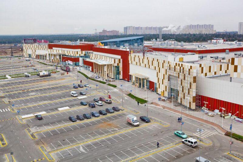 Разработка СТУ по пожарной безопасности на торговый центр г. Сургут