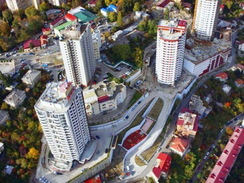 Разработка СТУ по ПБ в Сочи для Жилого комплекса