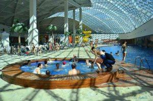 Разработка СТУ аквапарк