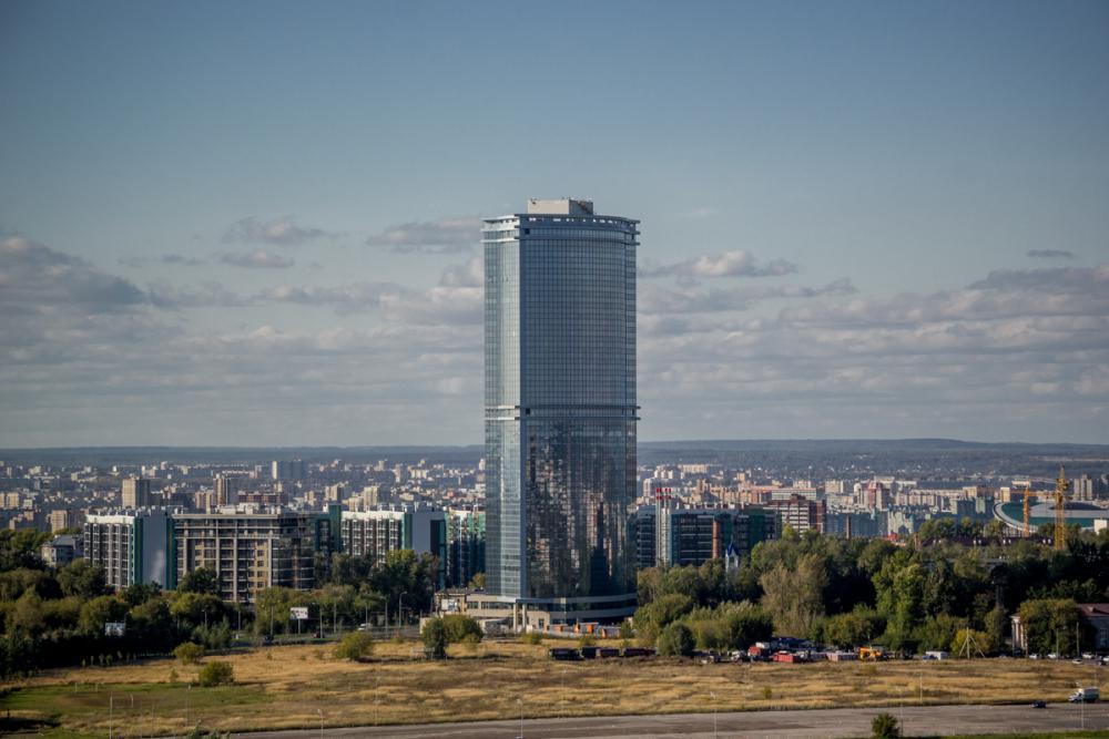 Разработка СТУ высотное здание г. Казань