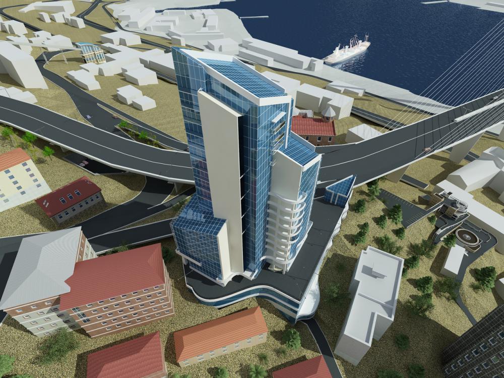 Разработка СТУ Владивосток