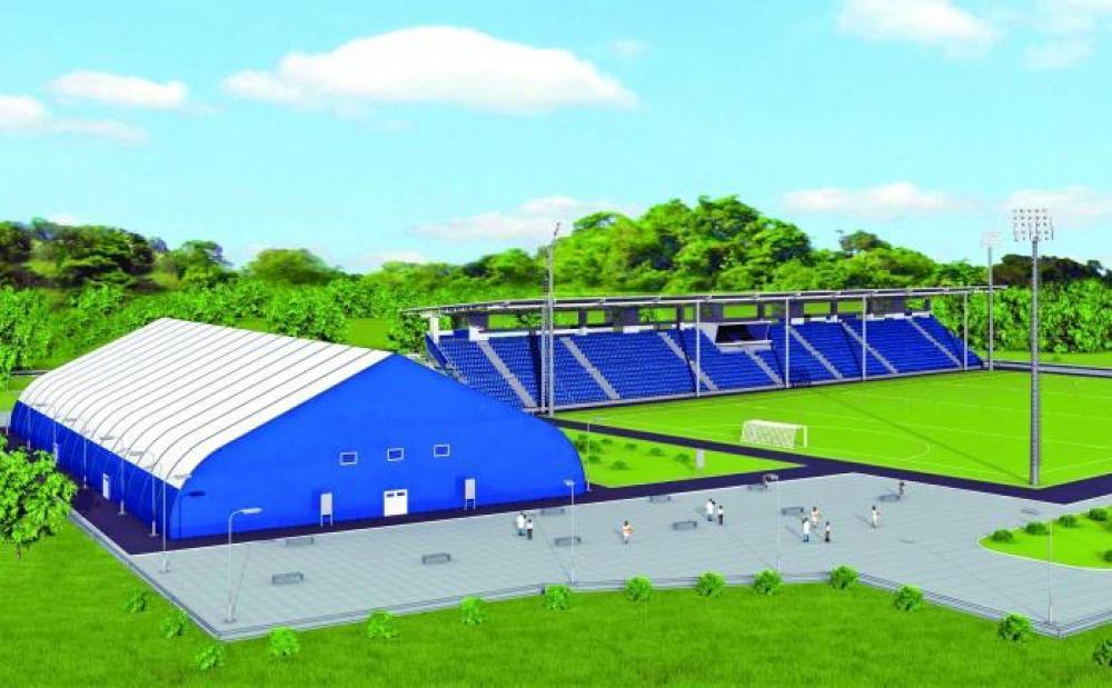 Разработка СТУ по ПБ на спортивное сооружение в Республике Хакасия