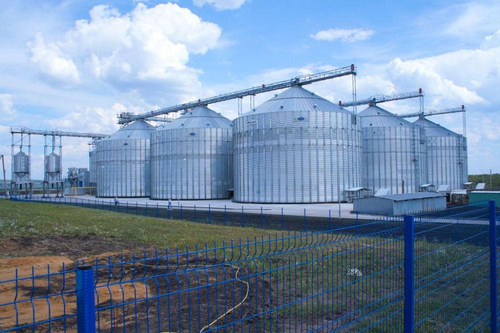 Разработка СТУ на зерновой склад в Пензенской области
