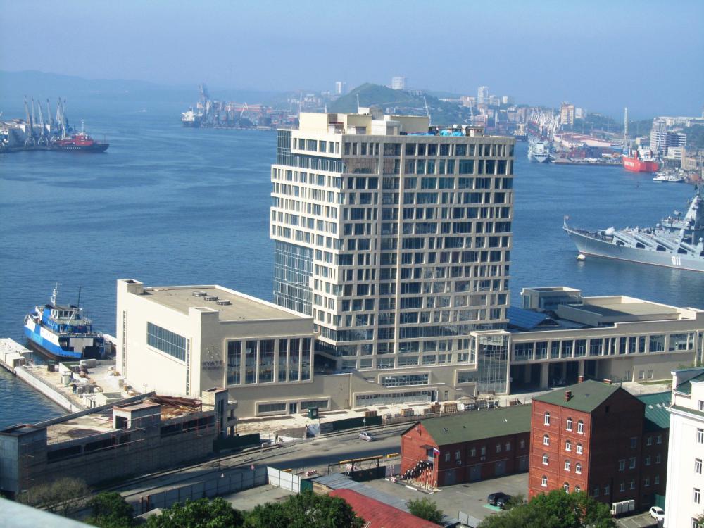 Разработка СТУ по пожарной безопасности в г.Владивосток для гостиничного комплекса