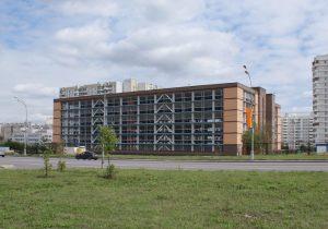 Проект стоянки в Москве от ОАО