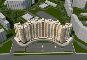 Проектирование жилых комплексов – ОАО