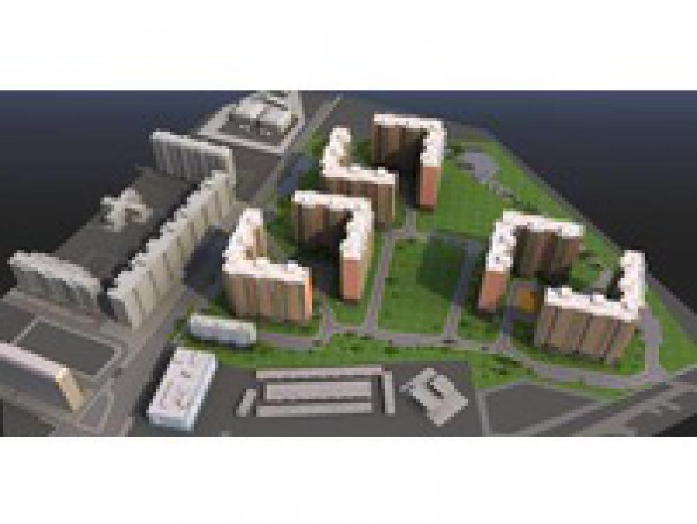 Разработка плана планировки территории микрорайона «Павлино 2»