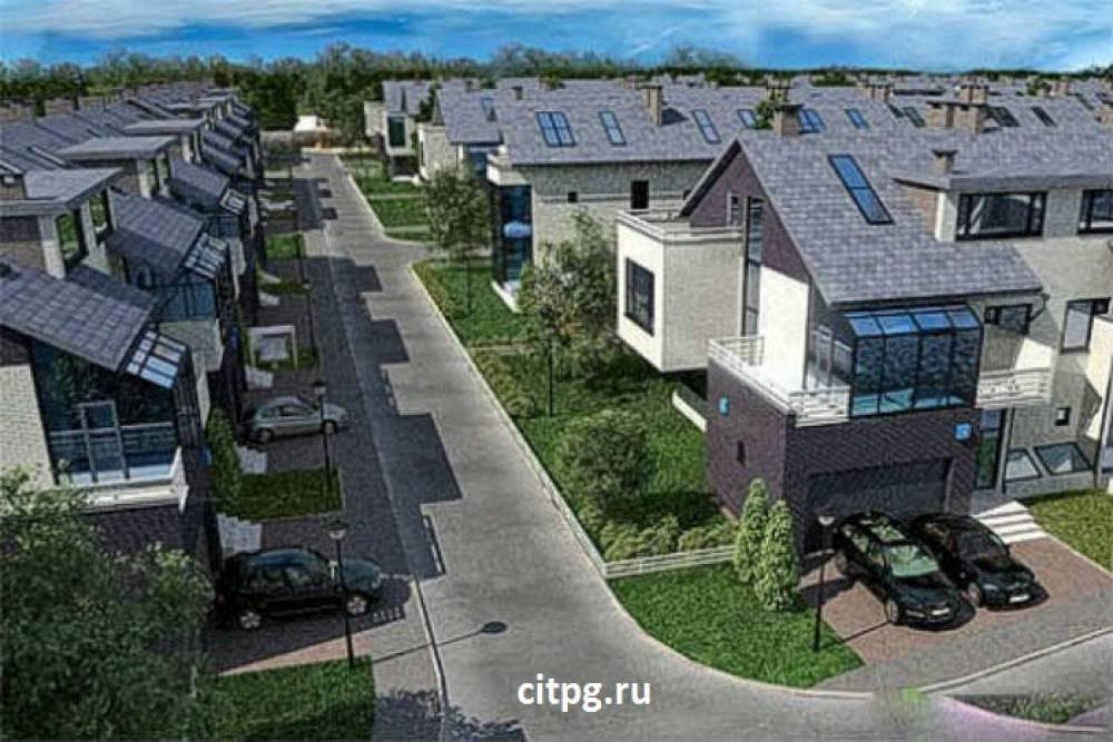 Проектирование для посёлка «Барвиха – Вилладж»
