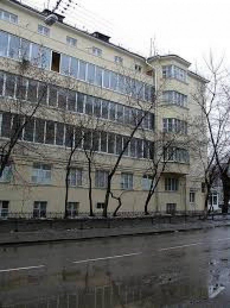 Реконструкция с модернизацией здания Лицея