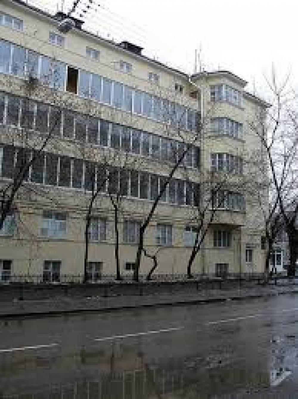 Проектирование жилых и общественных зданий для здания Лицея № 1535