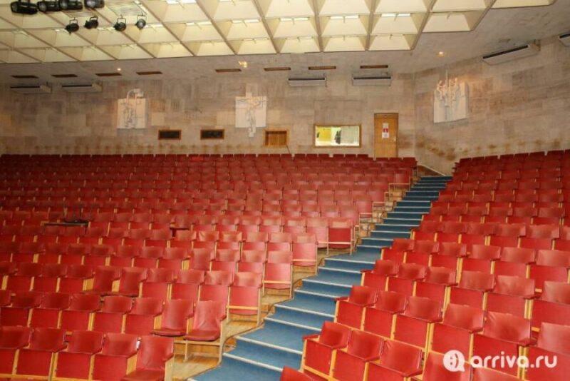 Проектирование зрелищных сооружений в г. Набережные Челны на 900 мест
