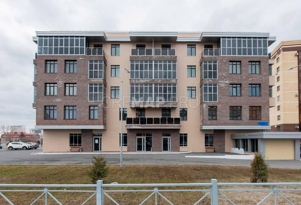 Проектирование общественных зданий для Офисного центра