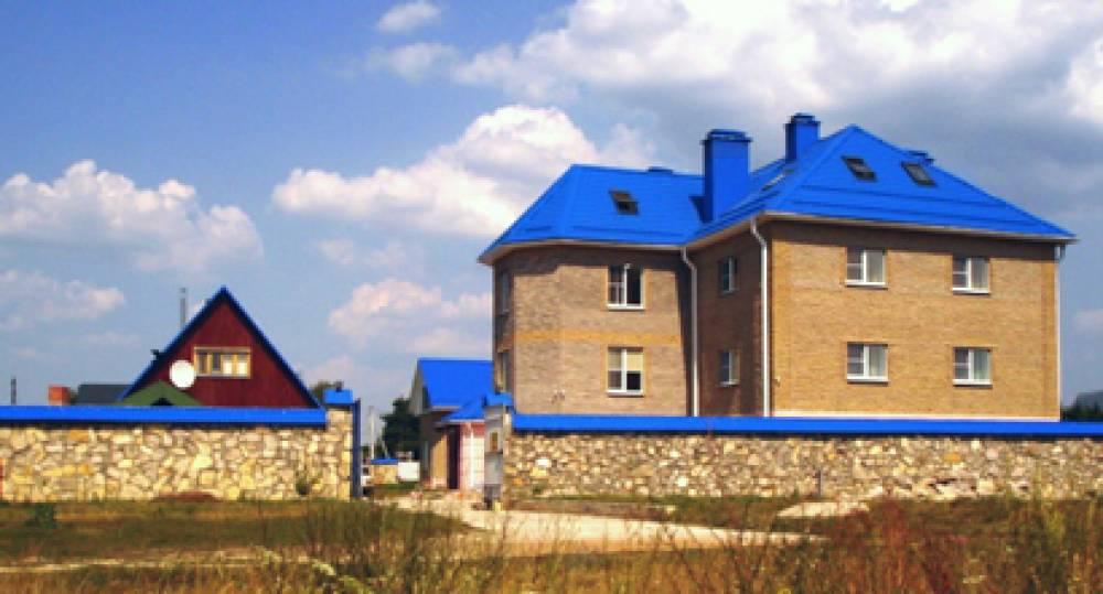 Проект планировки агротуристического комплекса площадью 22 га