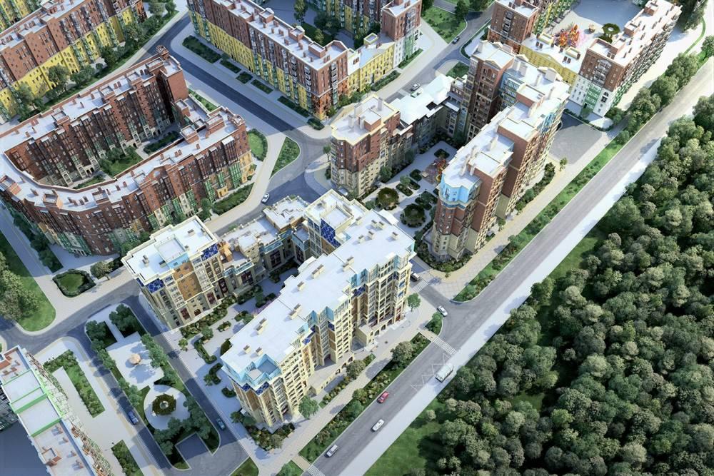 Разработка СТУ для микрорайона «Лайково» в Московской области