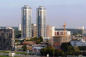 СТУ на проектирование жилого комплекса Екатеринбург