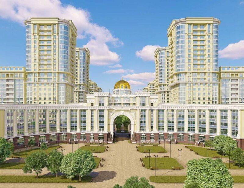 Разработка СТУ на жилое здание в Санкт-Петербурге
