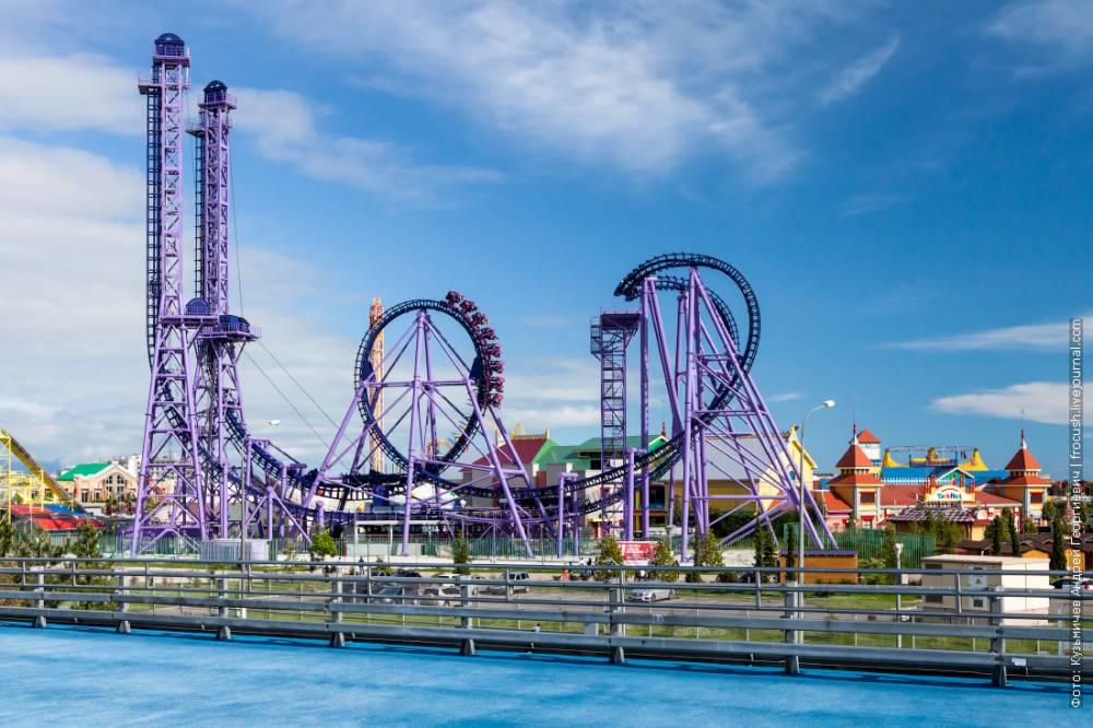 СТУ для тематического парка «Парк приключений»