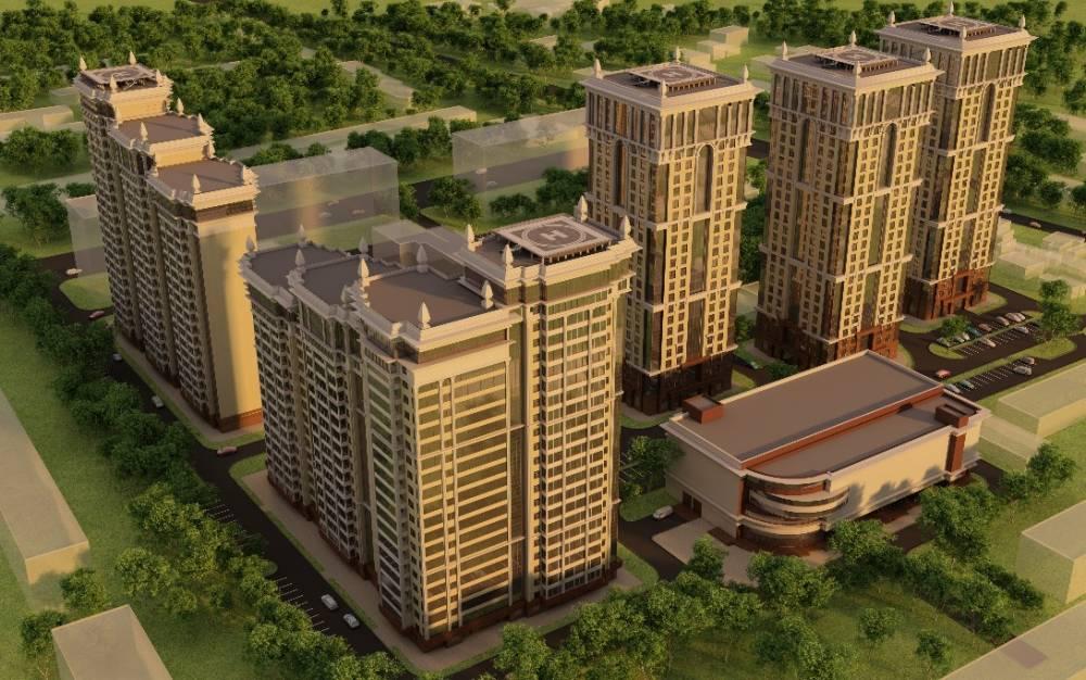 СТУ на жилой комплекс Адмирал