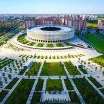 СТУ на проектирование и строительство Стадиона в Краснодаре