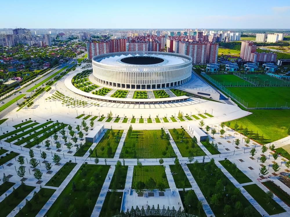СТУ на проектирование и строительство Стадиона в г. Краснодар