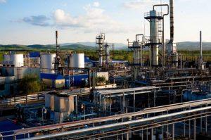 Комплекс производства авто бензинов и ароматических углеводородов