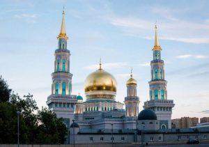 Разработка ПТА, СМИК,СМИС на здание Московской Соборной мечети
