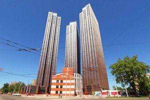Комплекс офисных зданий по Москве