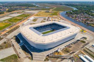 Разработка СМИС и СМИК на Стадион на 35000 зрительских мест