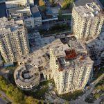 Общественно-жилой комплекс с подземной автостоянкой