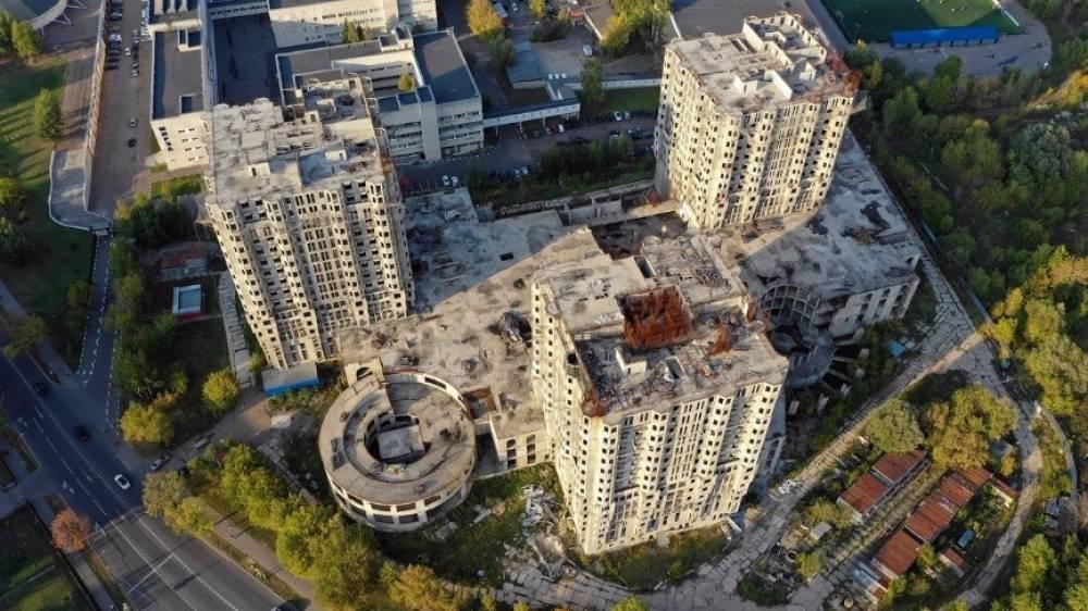 СМИС для Общественного-жилого комплекса с подземной автостоянкой