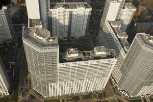 Высотный градостроительный комплекс