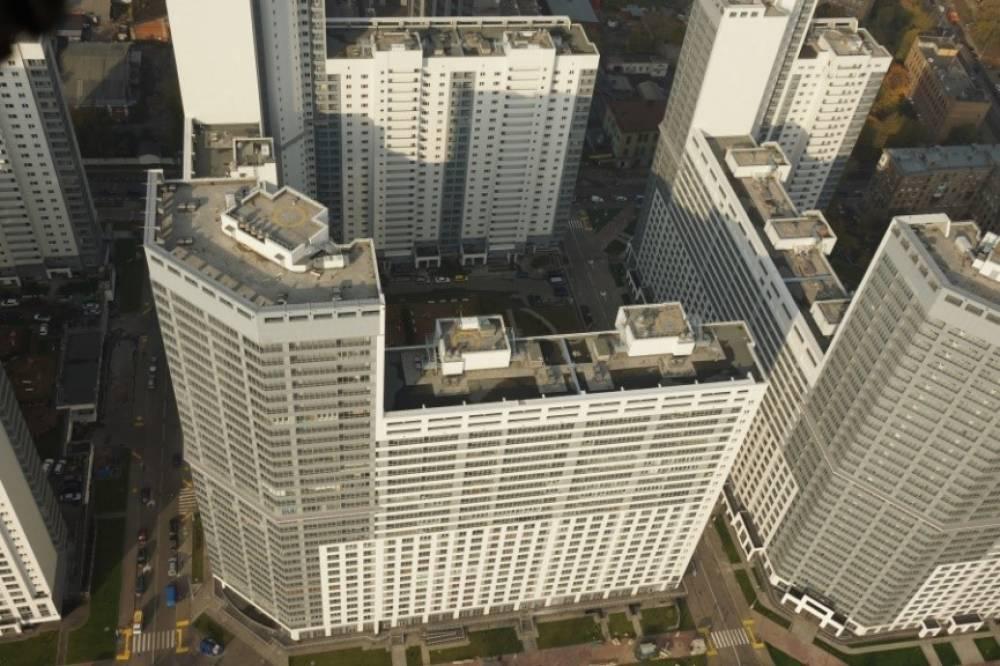 Проектирование СМИС. Высотный градостроительный комплекс (ВГК).