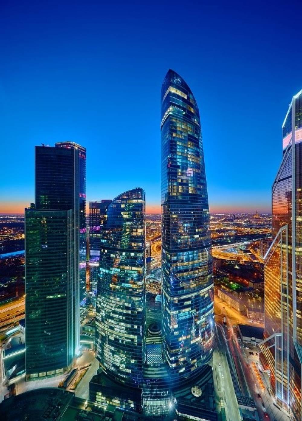 СМИС СМИК СУКС Мачта панорамных лифтов комплекса «Федерация»