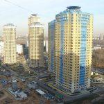 Многофункциональный высотный жилой комплекс в Строгино