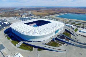 Разработка СМИК СМИС СУКС на Стадион на 45000 зрительских мест