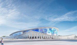 Универсальный спортивный комплекс с искусственным льдом в Нижнем Новгороде