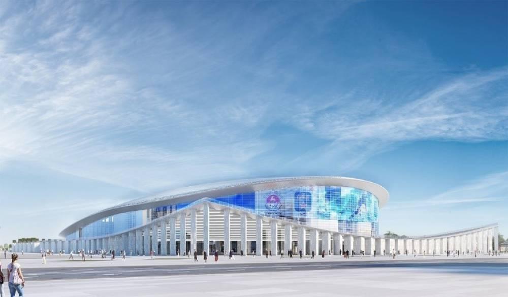 СМИС Универсальный СК с искусственным льдом в г. Нижний Новгород.